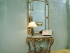 Entrance hall mirror