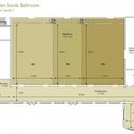 The Golden Sands Ballroom
