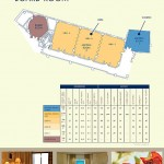 Le Meridien Floor Plan 1